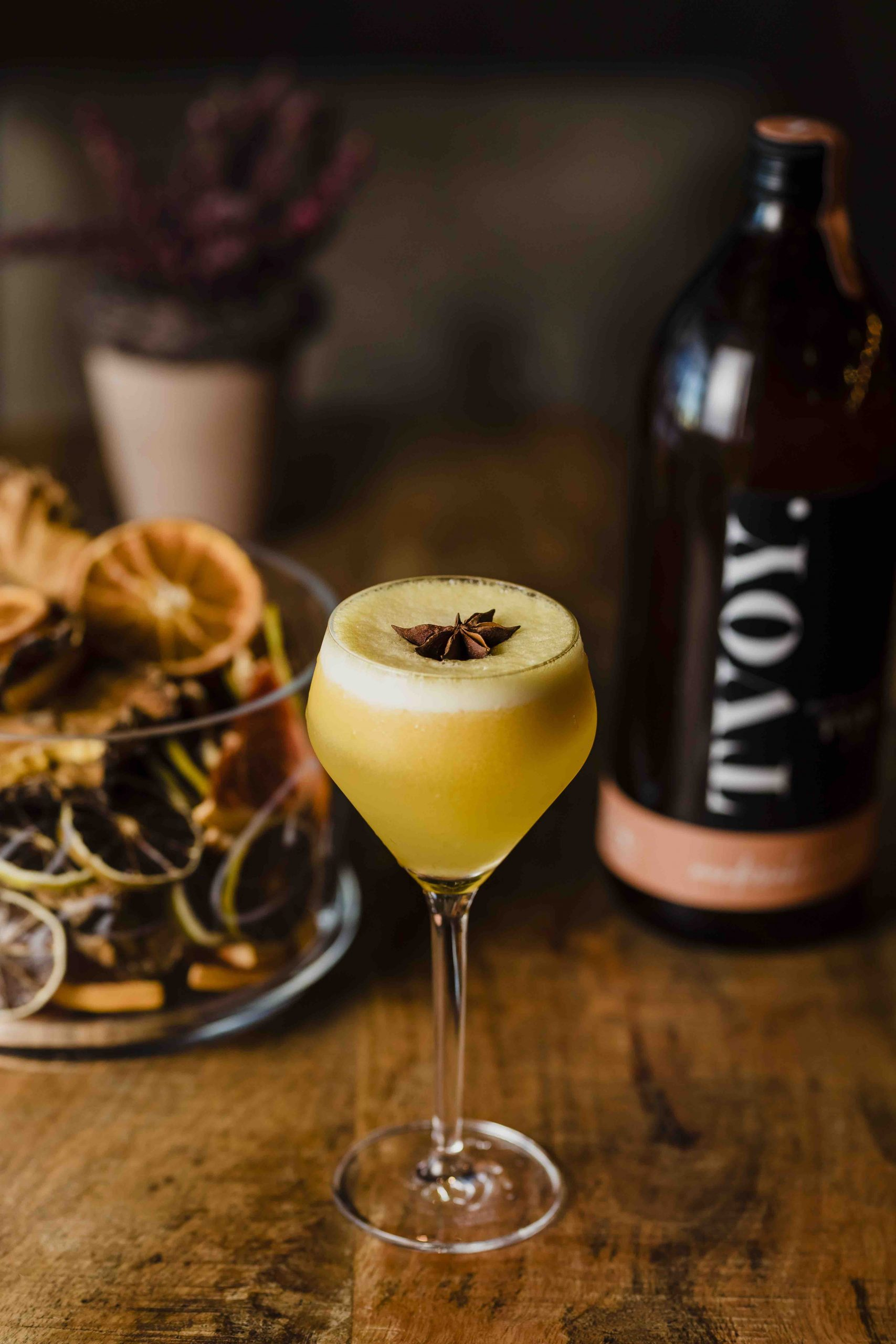 Read more about the article PUMPKIN SOUR